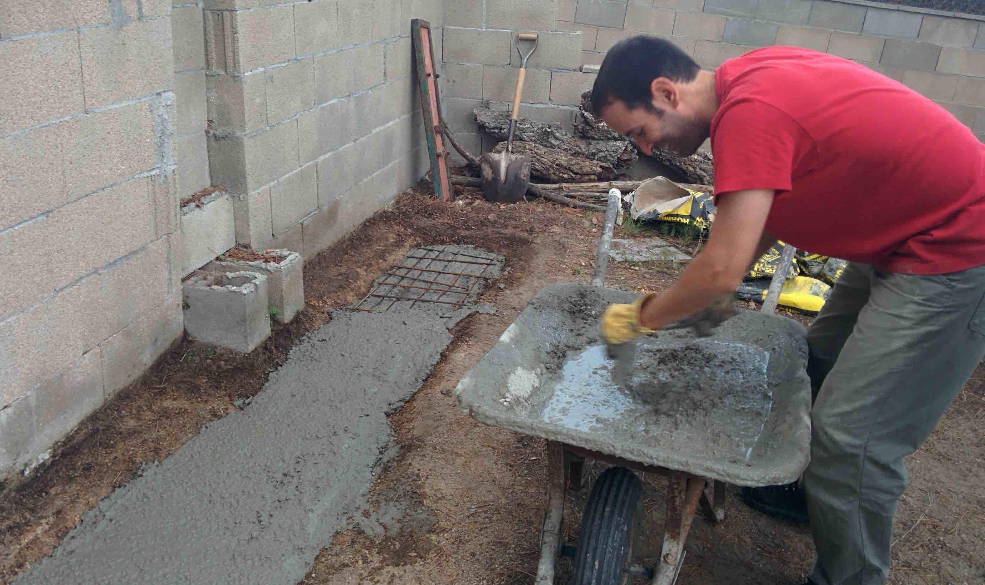 Una sobre c mo construir barbacoas parte 1 el blog de - Barbacoa de obra casera ...